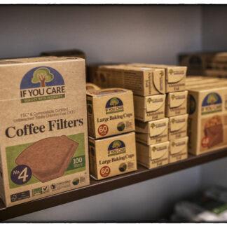 Bæredygtige købmands produkter