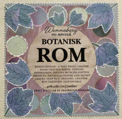 Botanisk rom evren edition